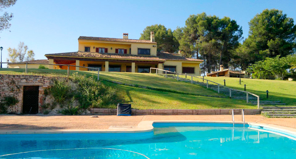 rural accommodation santa elena in valencia